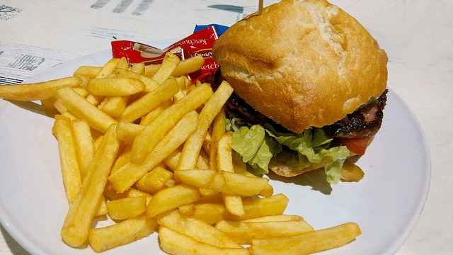 Avoid Junk Food Lose Weight